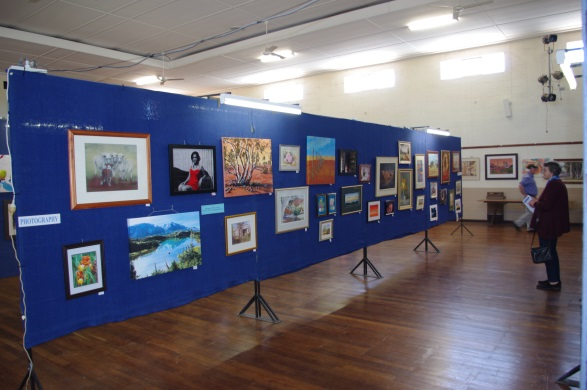 Art on display at Gladstone Art Exhibition